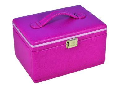 jewelry box leather ladies women luxury 5
