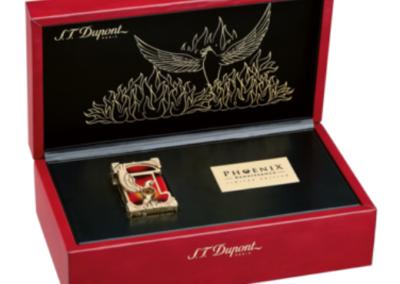 S.T. Dupont Ligne 2 Phoenix Renaissance Lighter